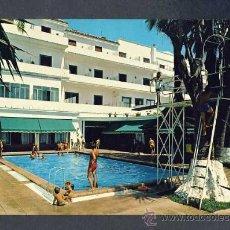 Postales: POSTAL DE MALAGA: HOTEL EMPERATRIZ (ED.BEASCOA NUM.1307). Lote 25400914