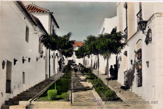 ALGECIRAS (CÁDIZ).- CALLE ROCHA (Postales - España - Andalucia Moderna (desde 1.940))