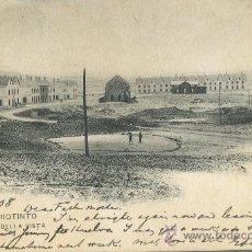 Postales: HUELVA. MINAS DE RIO TINTO. BELLA VISTA. HACIA 1905. HAUSER Y MENET.. Lote 26970410