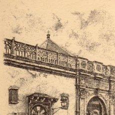 Postales: SEVILLA CASA DE PILATOS COLECCIÓN ESPAÑA ARTÍSTICA Nº 32 SIN CIRCULAR. Lote 25710013