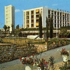 Cartes Postales: MARBELLA Nº 35 (COSTA DEL SOL) CAMPING CALIPSO ESCUDO DE ORO ALGO ESCRITA. Lote 25739491
