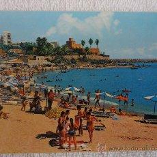 Postales: 4 TARJETAS POSTALES DE BENALMADENA. COSTA DEL SOL. AÑOS 70. Lote 27112909