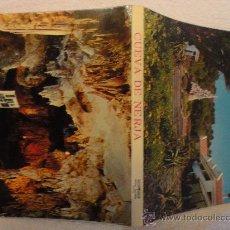 Postales: ESTUCHE CON 10 TARJETAS POSTALES DE LAS CUEVAS DE NERJA. MALAGA. FOTOCOLOR VALDIVIESO GRANADA. Lote 27462619