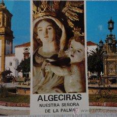 Postales: TARJETA POSTAL DE ALGECIRAS. CADIZ. A. SUBIRATS CASANOVA VALENCIA. Lote 26097391