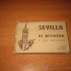 Postales: SEVILLA EL ALCAZAR Y SUS JARDINES .-L.ROISINI. Lote 26133576