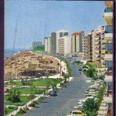Postales: MALAGA - FUENGIROLA - PASEO MARITIMO - BEASCOA 1972. Lote 26228480