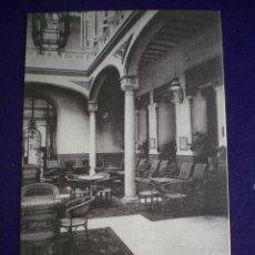 Postales: TARJETA POSTAL.- HOTEL INGLATERRA- SEVILLA. RINCÓN DEL PATIO.. Lote 26174702