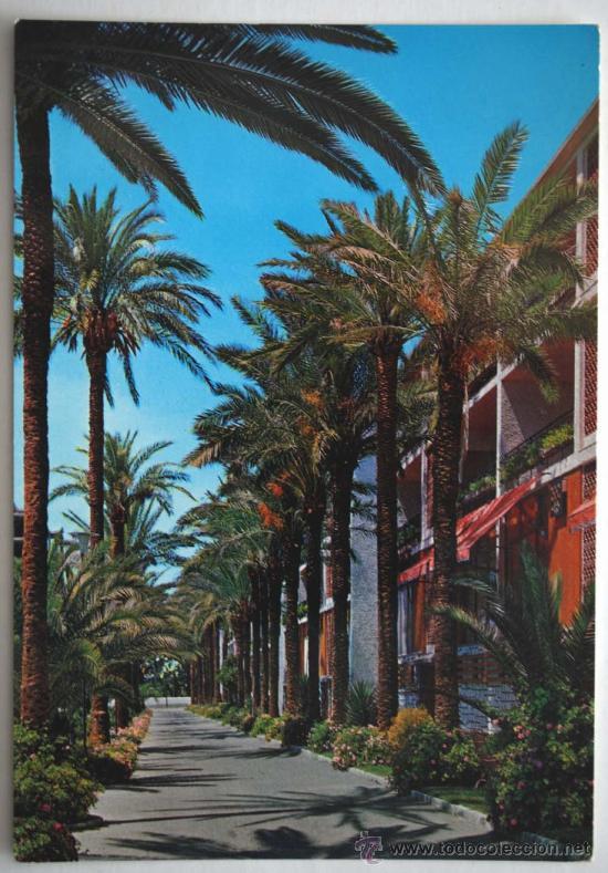 MALAGA. TORREMOLINOS. URBANIZACION LA ROCA. (Postales - España - Andalucia Moderna (desde 1.940))