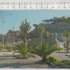 Cartoline: TARJETA POSTAL DE ALMUÑECAR GRANADA COSTA TROPICAL PLAZA DE ABDERRAMAN I. Lote 26727318