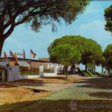Postales: LA RÁBIDA (HUELVA) - HOTEL SANTA MARÍA. Lote 26818142