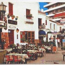 Postales: MALAGA. COSTA DEL SOL. TORREMOLINOS. LA NOGALERA.. Lote 26823409