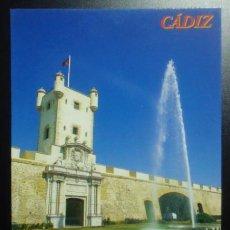 Postales: CÁDIZ. PUERTA TIERRA. EDICIONES A.M.. Lote 26890008