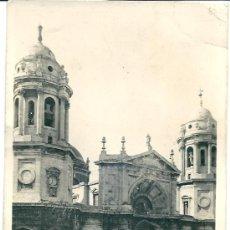 Postales: 8323 - CÁDIZ - SANTA IGLESIA, CATEDRAL. ED. ARRIBAS - CIRCULADA. Lote 26943831