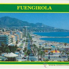 Postales: (209) FUENGIROLA. PASEO MARITIMO Y PLAYA. Lote 27123974