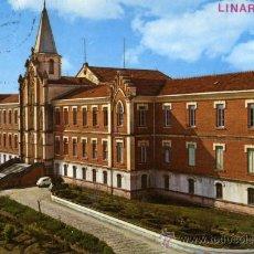 Postales: LINARES Nº 2007 HOSPITAL ESCRITA CIRCULADA CON SELLO EDICIONES ARRIBAS . Lote 27155026