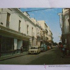 Postales: POSTAL DE PEÑARROYA - PUEBLONUEVO (CORDOBA) - 8473 - CALLE QUEIPO DE LLANO (AÑOS 70 APROX). Lote 27498313