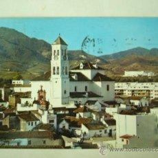 Postales: MARBELLA. MALAGA. Nº 1316. ED. COSTA DEL SOL. ESCRITA Y CIRCULADA. Lote 27508898