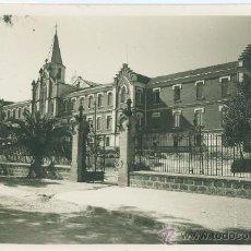 Postales: LINARES, HOSPITAL DE LOS MARQUESES DE LINARES. Lote 27507625