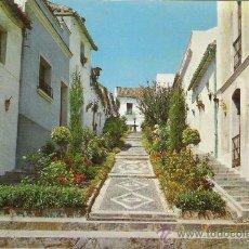 Postales: POSTAL ALGECIRAS. CALLE TIPICA ROCHA,EDITA CAMPAÑA Nº8704. Lote 27519719