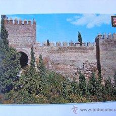 Postales: POSTAL, ALMERIA, LA ALCAZABA, Nº 11, EDICIONES FISA, SIN CIRCULAR. Lote 27523984