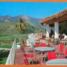 Postales: GOLF RIO REAL - LOS MONTEROS - TERRAZA DEL CLUB - MARBELLA - Nº 3099 INTERFOT. Lote 27644079