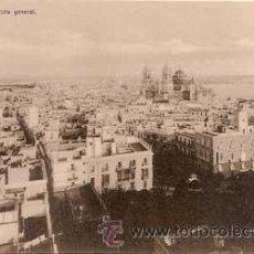 Postales: POSTAL DE CADIZ - VISTA GENERAL. Lote 27667275