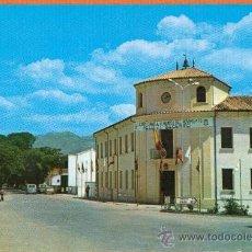 Postales: PEAL DE BECERRO - JAEN - CASA CONSISTORIAL Y PASEO - ED. FOTOCOLOR SAN ANTONIO. Lote 27737733