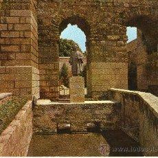 Postales: POSTAL DE CORDOBA ESCUDO DE ORO MONUMENTO AL POETA ABEN HAZAM Nº 771. Lote 27760706