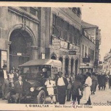 Postales: GIBRALTAR.- MAIN STREET POST OFFICE. Lote 27899929