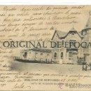 Postales: (PS-23435)POSTAL DE SANLUCAR DE BARRAMEDA-VISTA DE ALGUNOS HOTELES DE LA PLAYA. Lote 27964912