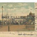 Postales: (PS-23433)POSTAL DE SANLUCAR DE BARRAMEDA-SALIDA A LA PLAYA. Lote 27964924