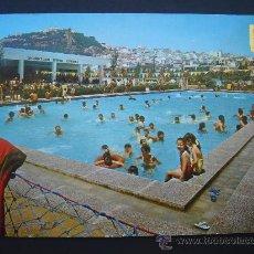 Postales: POSTAL DE BAENA.- BAENA. PISCINA MUNICIPAL. CIRCULADA -FINALES 1960- Y ESCRITA.. Lote 28147536