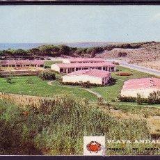 Postales: CADIZ - PUERTO DE SANTA MARIA - PLAYA ANDALUCIA. Lote 28322630