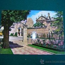 Postales: POSTAL DE JAEN ALAMEDA CALVO SOTELO PUERTA DEL ANGEL EDICIONES ARRIBAS . Lote 28561297