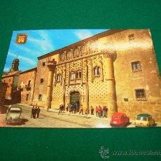 Postales: POSTAL DE BAEZA JAEN SEMINARIO EDIT SUBIRATS ESCUDO DE ORO. Lote 28567892