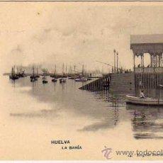 Postales: HUELVA. LA BAHÍA. Nº 14. ROGELIO BUENDIA. REVERSO SIN DIVIDIR. SIN CIRCULAR.. Lote 28645447