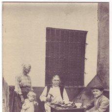 Postales: SEVILLA: TIPOS SEVILLANOS. UN ZAPATERO. COLECCIÓN M. BARREIRO. NO CIRCULADA (AÑOS 10). Lote 28736401