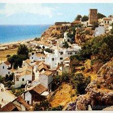 Postales: MALAGA. TORREMOLINOS. EL BAJONDILLO.. Lote 28755682