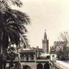 Postales - SEVILLA - La Giralda desde los Reales Alcazares - 28767310