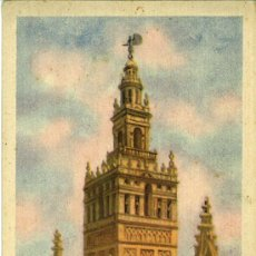 Postales: COLECCION DE 19 POSTALES DIBUJOS DE SEVILLA. M. RIVAS. DIBUJO A.L.V.. Lote 28775683