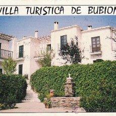 Postales: VILLA DE BUBION, ALPUJARRA. Lote 28926074