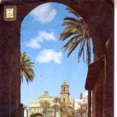 Postales: CADIZ - ARCO DE LA ROSA . Lote 28980138