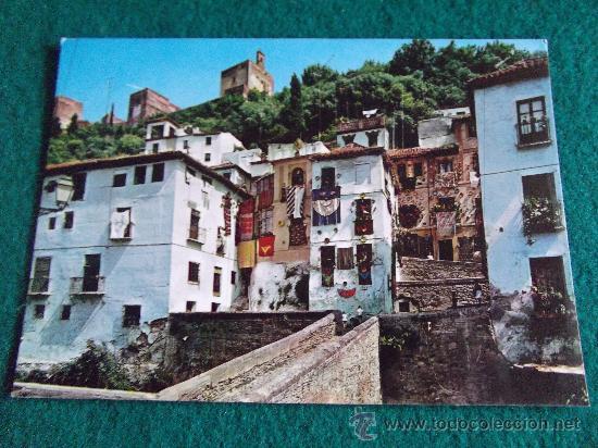 GRANADA-NUEVA-PUENTE CABRERA (Postales - España - Andalucia Moderna (desde 1.940))