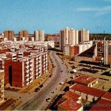 Cartoline: SEVILLA - POLIGONO DE SAN PABLO - VISTA PARCIAL - MUY RARA. Lote 29004776