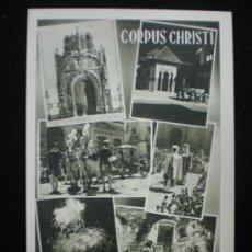 Postales: TARJETA POSTAL. GRANADA. GRANADA CELEBRA EL CORPUS CHRISTI. AÑOS 40.. Lote 29023208
