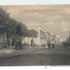 Postales: 17-SANLUCAR DE BARRAMEDA-VISTA CALLE ANCHA. Lote 29034953