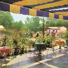 Postales: BENALMADENA - HOTEL DELFIN - TERRAZA DEL HOTEL. Lote 29139008