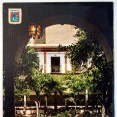 Postales: SEVILLA. PATIO DE LOS VENERABLES SACERDOTES.. Lote 29158775