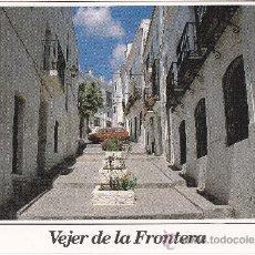 Postales: POSTAL VEJER DE LA FRONTERA. Lote 38956590