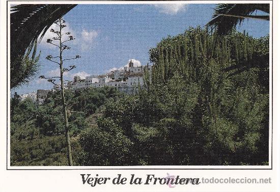 POSTAL VEJER DE LA FRONTERA (Postales - España - Andalucia Moderna (desde 1.940))